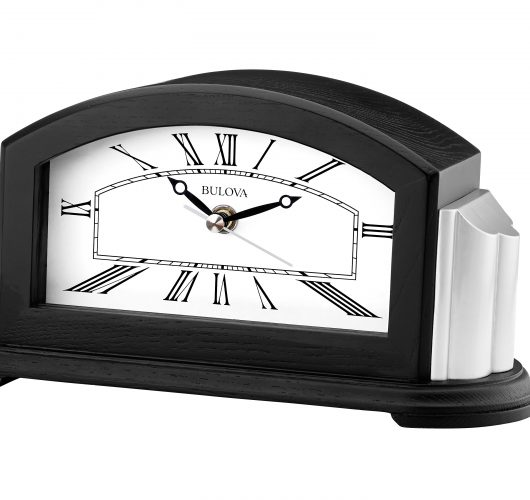 Bluetooth enabled mantle clock