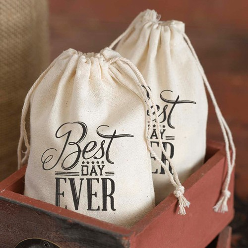Best Day Ever Favor Bags