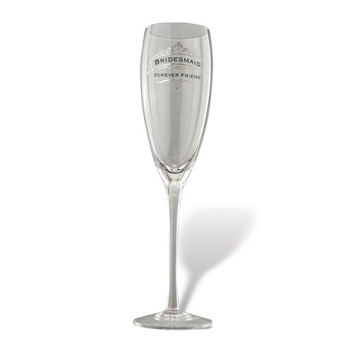 Bridesmaid Champagne glass