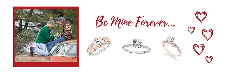 Be Mine Forever...