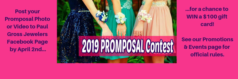 Promposal 2019