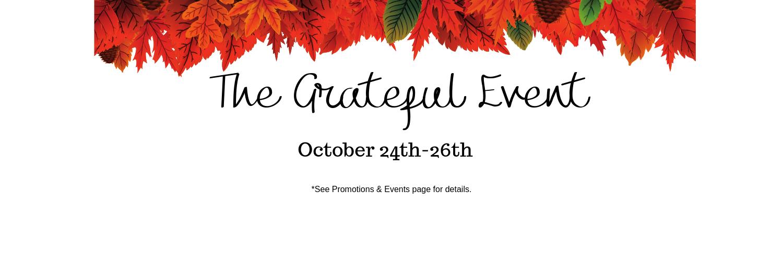 The Grateful Event
