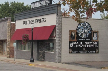 Paul Gross Storefront